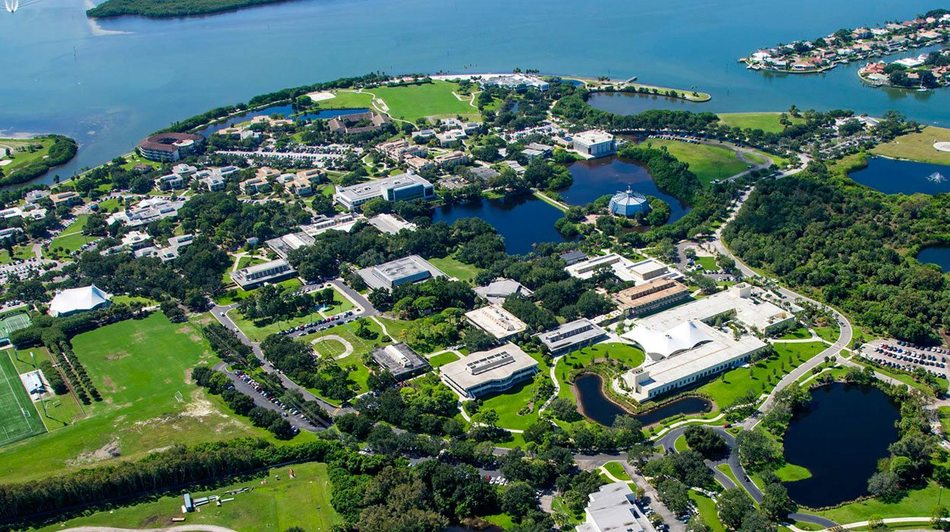 Eckerd College Campus, Saint Petersburg, FL