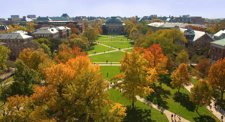 University of Illinois at Urbana-Champaign Campus, Champaign, IL