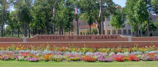 University of South Alabama Campus, Mobile, AL