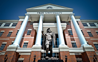 Troy University Campus, Troy, AL