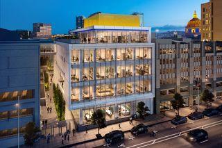 University of California-Hastings College of Law Campus, San Francisco, CA