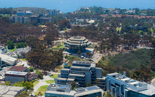 University of California-San Diego Campus, La Jolla, CA