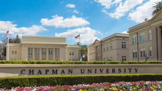 Chapman University Campus, Orange, CA