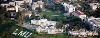 Loyola Marymount University Campus, Los Angeles, CA