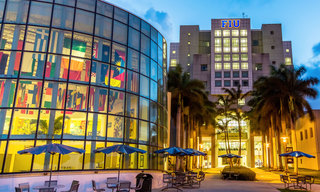 Florida International University Campus, Miami, FL