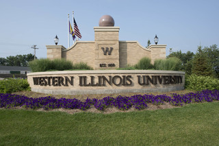 Western Illinois University Campus, Macomb, IL