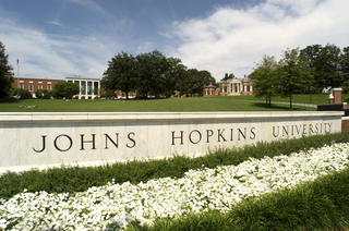 Johns Hopkins University Campus, Baltimore, MD