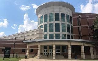 Mississippi Valley State University Campus, Itta Bena, MS