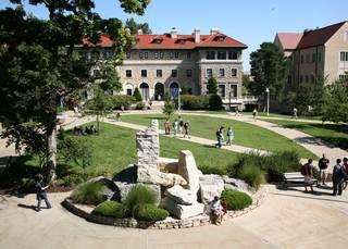 University of Missouri-Kansas City Campus, Kansas City, MO