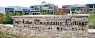 Finger Lakes Community College Campus, Canandaigua, NY