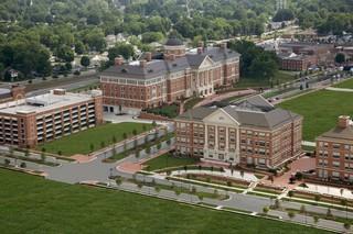 Coastal Carolina University Campus, Conway, SC