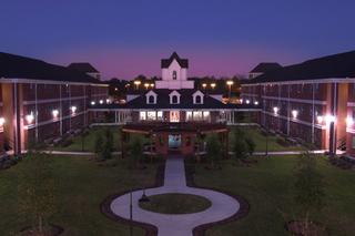 Lamar University Campus, Beaumont, TX