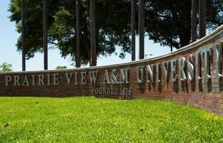 Prairie View A & M University Campus, Prairie View, TX
