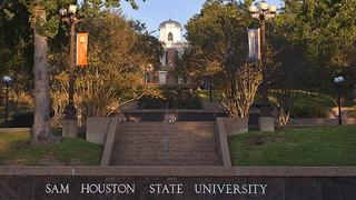 Sam Houston State University Campus, Huntsville, TX
