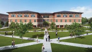 Texas State University Campus, San Marcos, TX