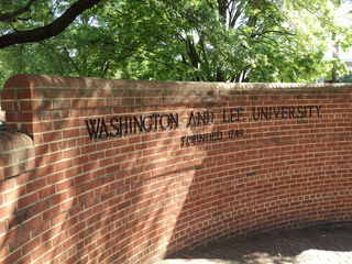 Washington and Lee University Campus, Lexington, VA