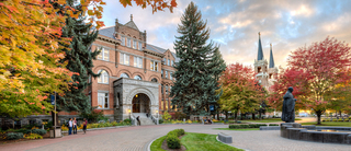 Gonzaga University Campus, Spokane, WA